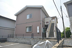 トレゾア湯川新町B棟[2階]の外観