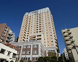 アクロス目黒タワー[1008号室]の外観