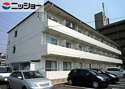 安田学研会館南・北棟[3階]の外観