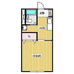 SYI[2階]の間取り