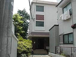 兵庫県西宮市霞町の賃貸マンションの外観