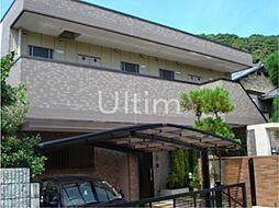 ラフィネ松ヶ崎[2階]の外観