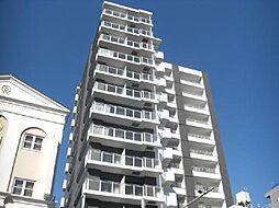パークキューブ北松戸[9階]の外観