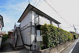 兵庫県伊丹市稲野町4丁目の賃貸アパートの外観