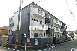 コーポ山田[2階]の外観