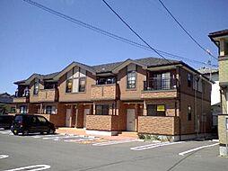 長崎県雲仙市吾妻町大木場名の賃貸アパートの外観