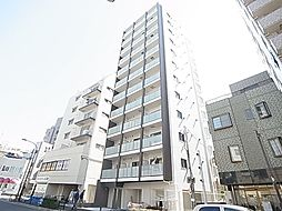 東京都葛飾区亀有1丁目の賃貸マンションの外観