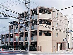 東京都世田谷区代沢4の賃貸マンションの外観