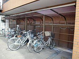 シャインハイツ入場[3階]の外観