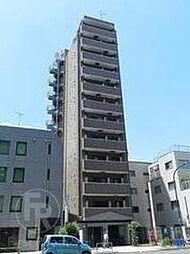 東京都品川区東中延2丁目の賃貸アパートの外観