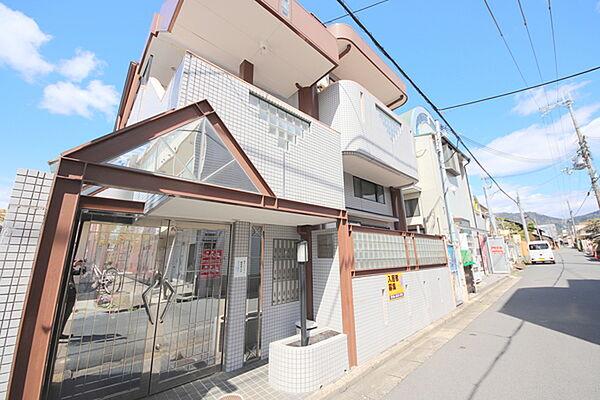 シティパレス佐保川P-1 3階の賃貸【奈良県 / 奈良市】