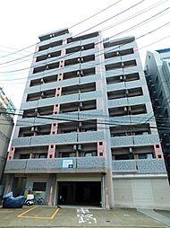 福岡県北九州市小倉北区片野4丁目の賃貸アパートの外観