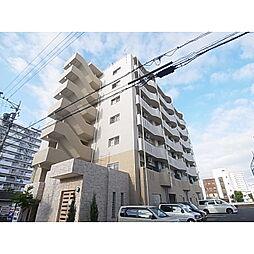 静岡県静岡市清水区千歳町の賃貸マンションの外観