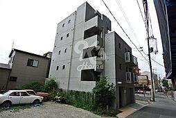 兵庫県神戸市須磨区須磨浦通4の賃貸マンションの外観