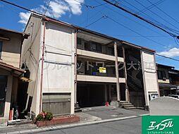 滋賀県大津市三井寺町の賃貸マンションの外観