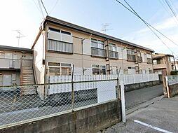 千葉県茂原市町保の賃貸アパートの外観