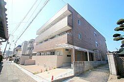 阪急千里線 豊津駅 徒歩2分の賃貸アパート