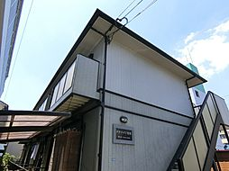 パナハイツ宝西[1階]の外観