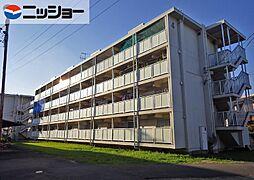 ビレッジハウス富木島 4号棟[1階]の外観