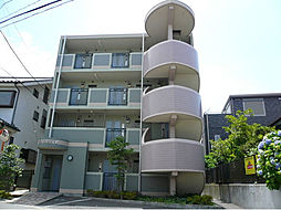 神奈川県平塚市南原3丁目の賃貸マンションの外観