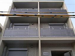 ウィスタリアII[1階]の外観
