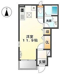 上小田井駅 5.2万円