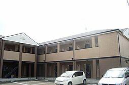 大阪府富田林市川向町の賃貸アパートの外観