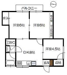 地御前駅 4.9万円