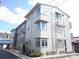 セジュール東太子[3階]の外観