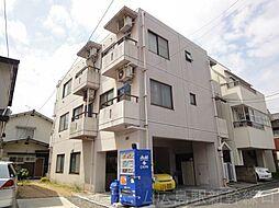 広島県広島市東区牛田新町1丁目の賃貸マンションの外観