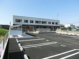 愛知県あま市甚目寺須原の賃貸アパートの外観