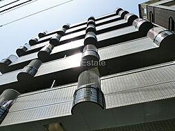 ファミール難波宮[2階]の外観