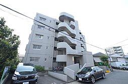 第2中柳ハイツ[2階]の外観