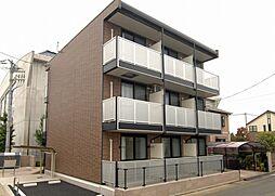 埼玉県八潮市大字鶴ケ曽根の賃貸マンションの外観