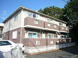 埼玉県川口市末広1丁目の賃貸アパートの外観