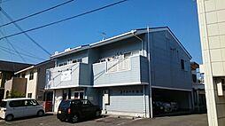 和歌山県岩出市清水の賃貸アパートの外観