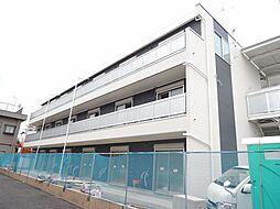 神奈川県川崎市川崎区渡田向町の賃貸アパートの外観