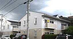 愛知県名古屋市守山区小幡中1丁目の賃貸アパートの外観