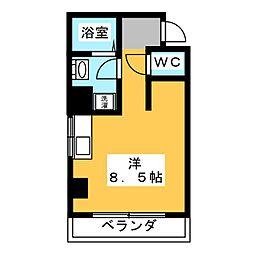 NEビル[2階]の間取り
