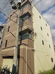 大阪府大阪市淀川区三津屋中2丁目の賃貸マンションの外観