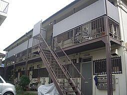 第二須田コーポ[D号室]の外観