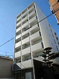 セントラルヒルズ橘[2階]の外観