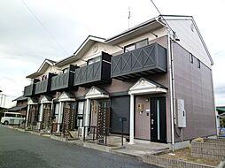 デュープ竹田A[1階]の外観