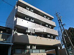 コスモピア山王[1階]の外観