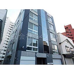 北海道札幌市中央区北五条西24丁目の賃貸マンションの外観