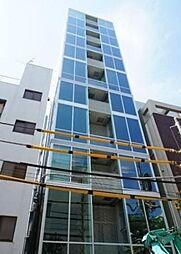 東京都中央区日本橋久松町の賃貸マンションの外観