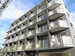 東京都板橋区三園2丁目の賃貸マンションの外観