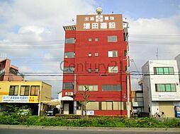増建本社ビル[4階]の外観