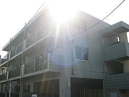 深作大鉄ビル[3階]の外観