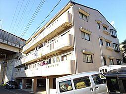 神奈川県横浜市港南区上永谷1丁目の賃貸マンションの外観